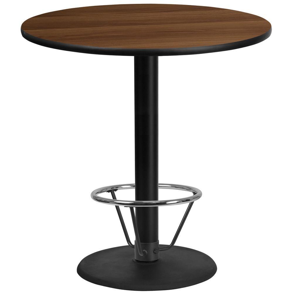 Carnegy Avenue Walnut Dining Table Cga Xu 215839 Wa Hd Laminate