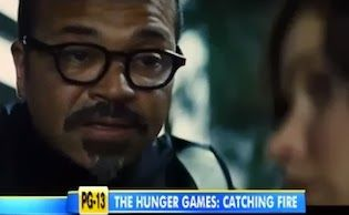 'Catching Fire' clip: Beetee advises Katniss (video)