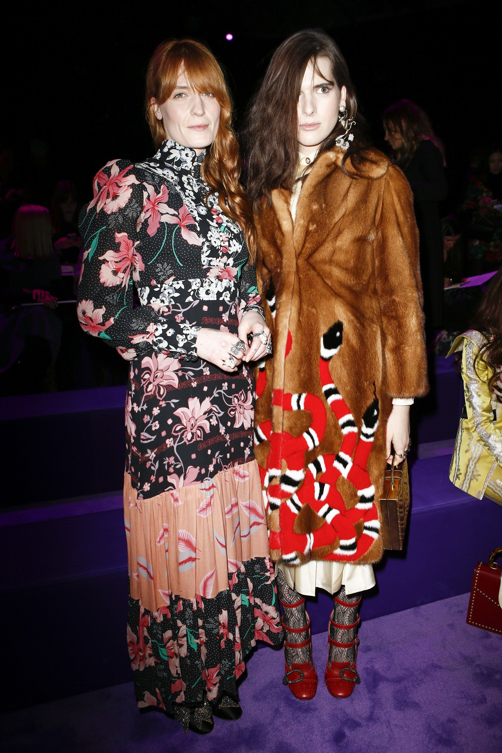 Go Inside Gucci's Fall 2017 Garden of Symbolic Earthly ...