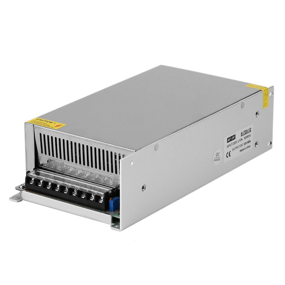 Switching Power Supply High Power DC Output 12V60A S-720-12 Steady ...