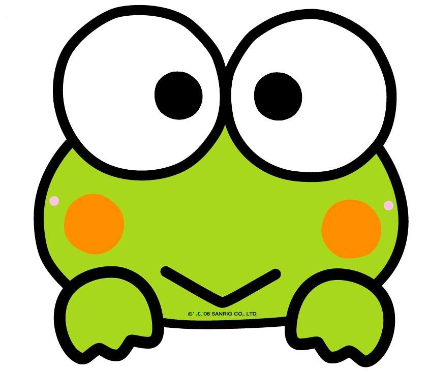 keroppi coloring pages - Google Search Hello Kitty Birthday Ideas - fresh keroppi coloring pages free to print