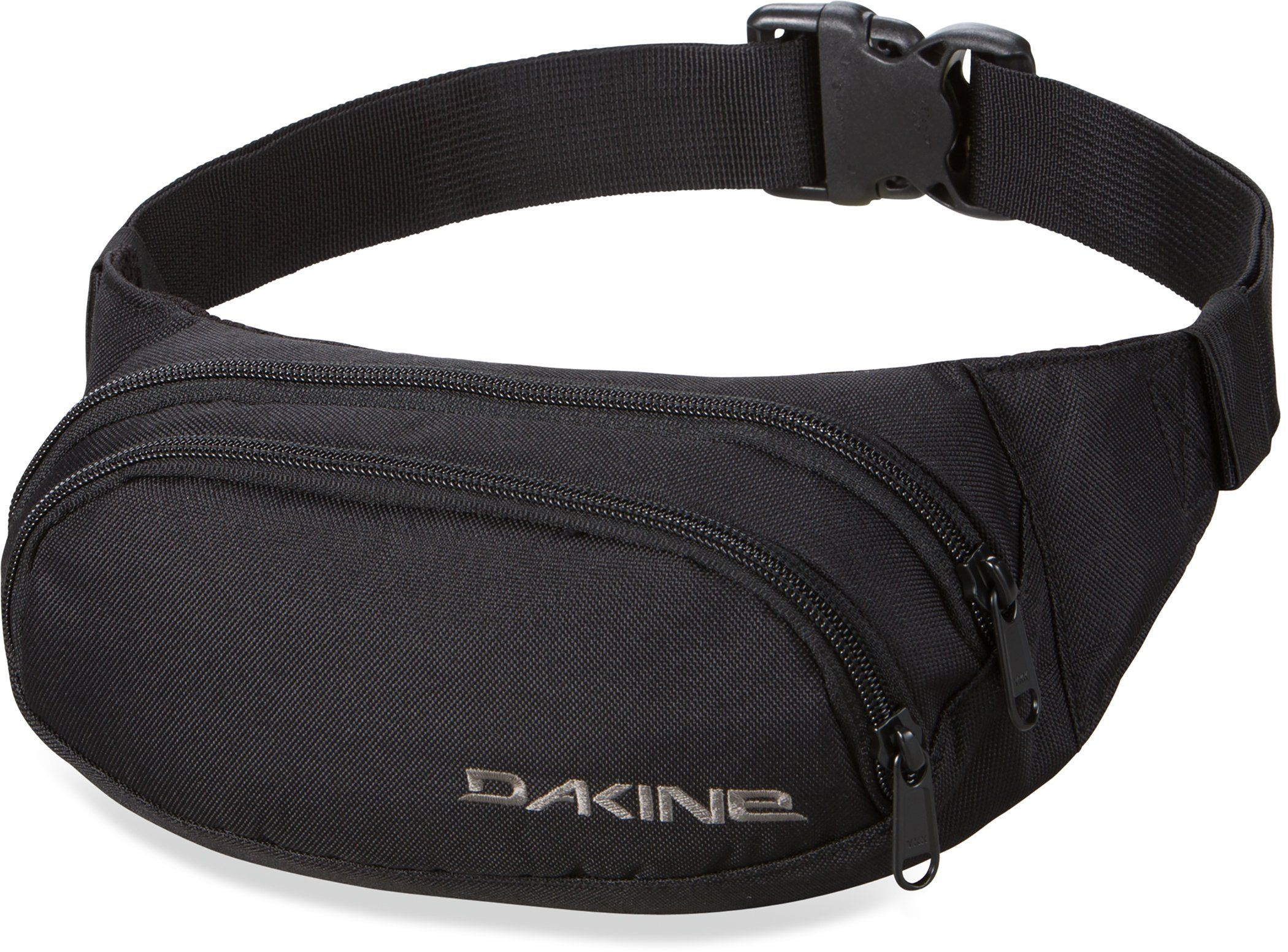 Dakine Hip Pack Lumbar Pack, One Size, Black Dakine