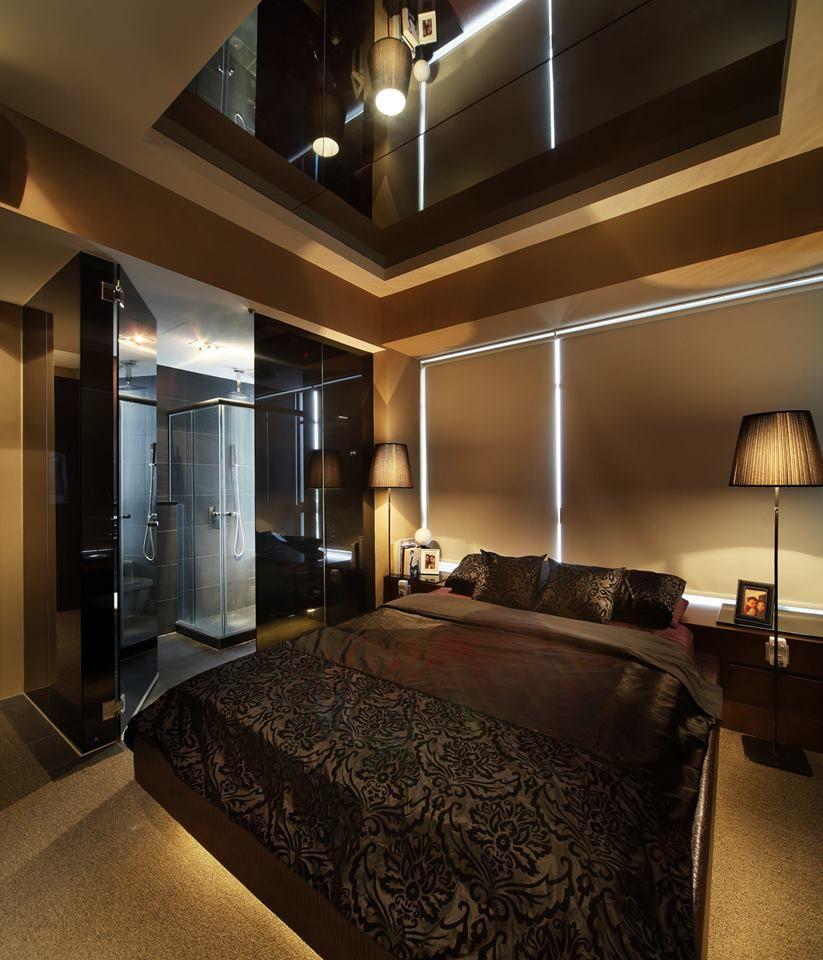 Atrium Residence Modern Condominium Interior Design Master