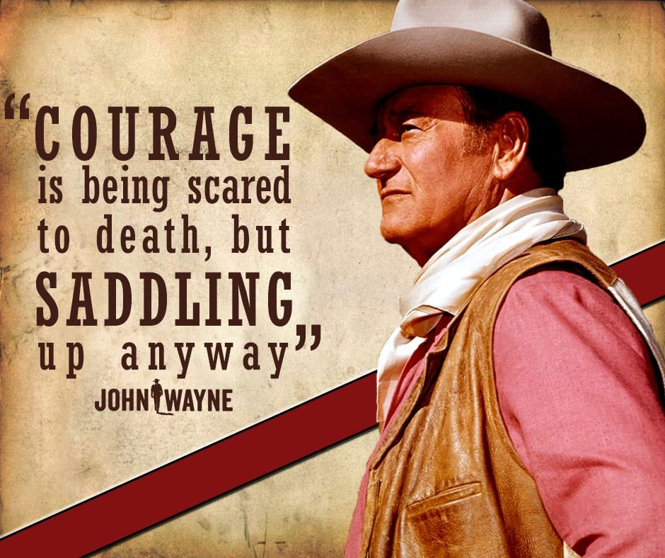 Saddle Up John Wayne Quotes Cowboy Quotes Western Quotes