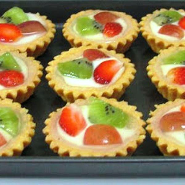 Cara Membuat Kue Pai Nanas Bagus Silakan Lihat Resep Membuat Resep Makanan Manis Kue Buah