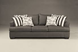 Ashley 7340338 Levon Sofa With 4 Back And Toss Pillows Set Back