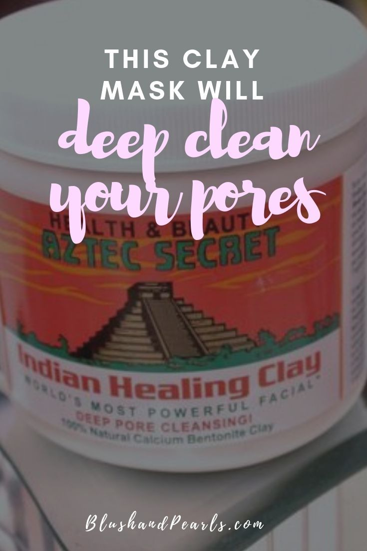 Aztec Secret Indian Healing Clay Mask Indian Healing Clay