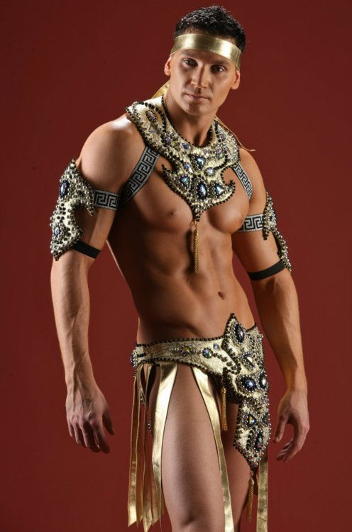 Egyptian costume men sexy