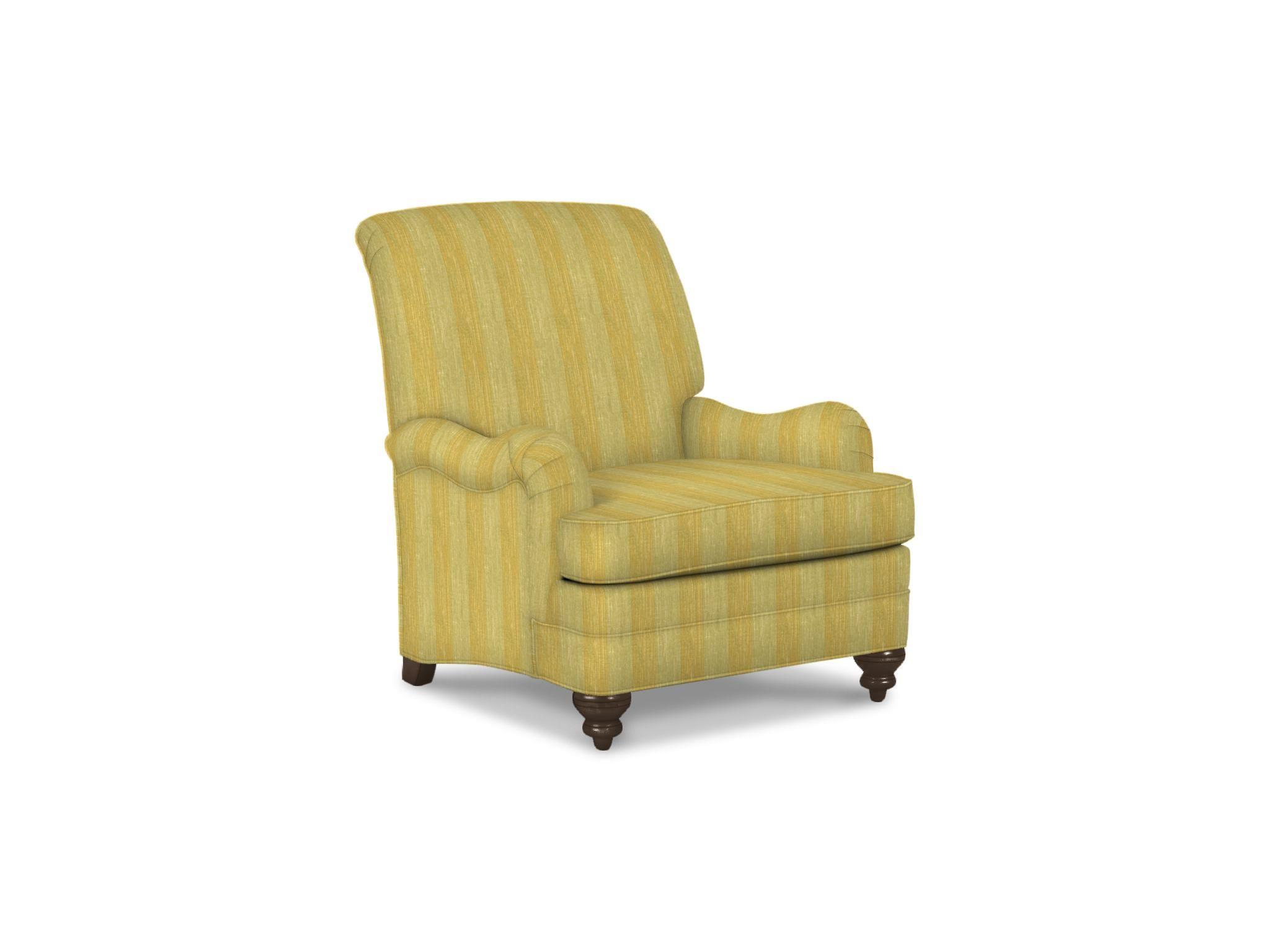 Ethan Allen Living Room Mercer Chair 207591 Ethan Allen