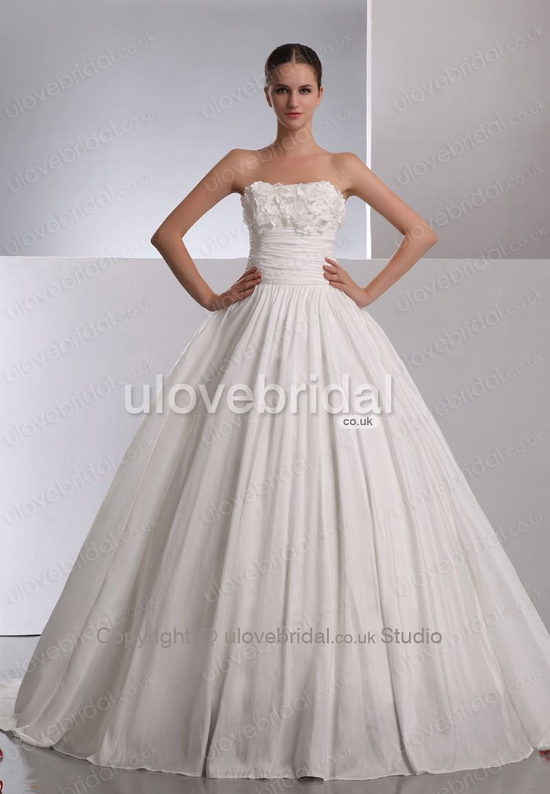 Sometimes simple can be the best wedding dresses pinterest sometimes simple can be the best ruffle wedding dresseswedding dress 2013ball ombrellifo Images