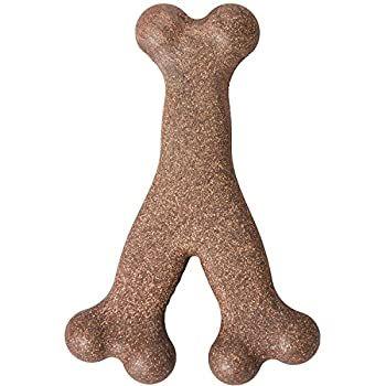 Spot Ethical Pets 54313 Bambone Wish Bone Bacon Pet Chew Toys