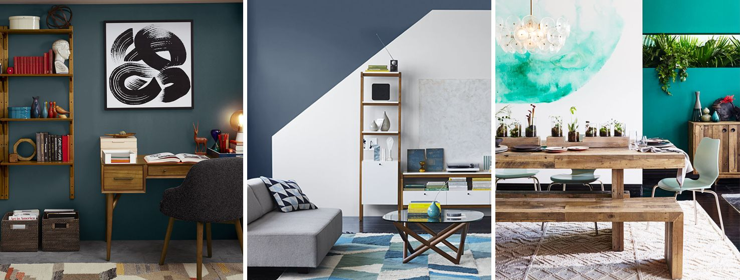 The West Elm Paint Palette From Sherwin Williams Makes It