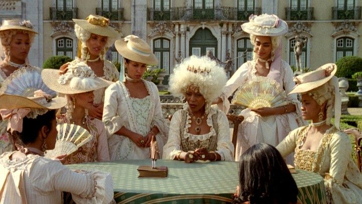 GULLIVER'S TRAVELS (1996)  Palácio de Queluz