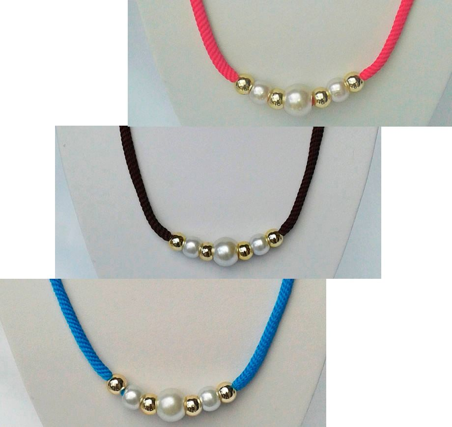 Ultimas tendencias en collares y bisuteria