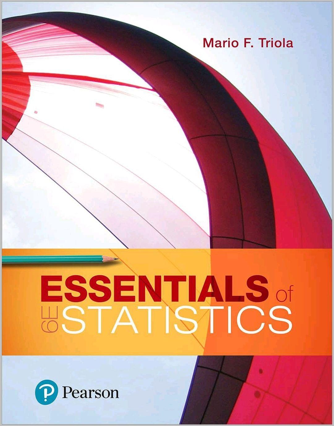 Pin On Essentials Of Statistics 6th Edition