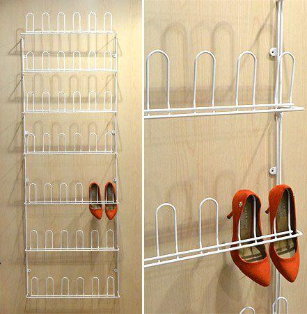 Wall Hanging Shoe Rack pindoris posch on einrichten & wohnen | pinterest | wall