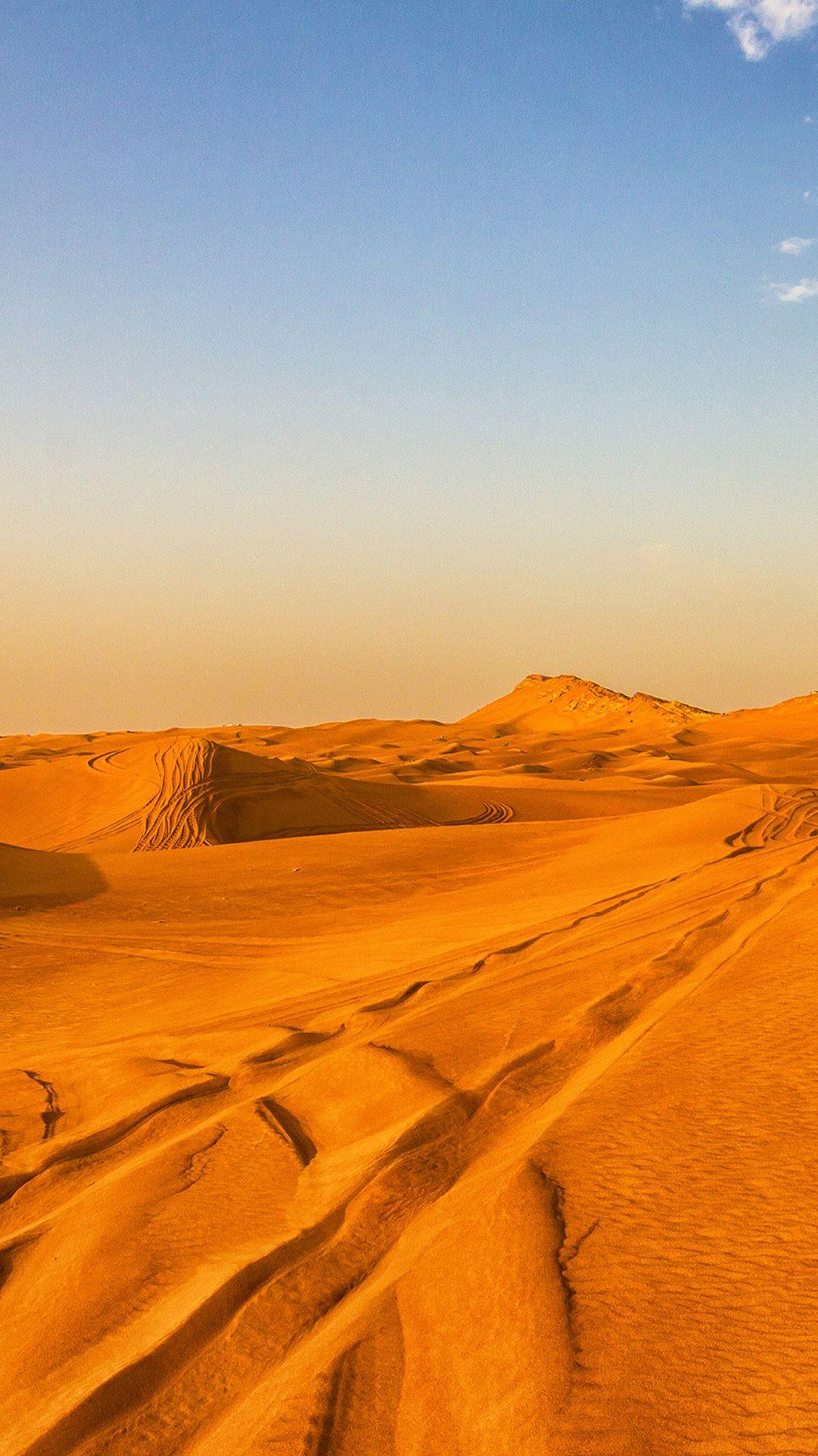 Pure Nature Golden Desert Landscape Iphone 6 Wallpaper Download Iphone Wallpapers Ipad Wallpapers One Stop Download Landscape Iphone 6 Wallpaper Nature