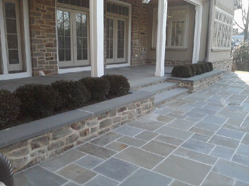 Blue Stone Patios | Stone Pavers Patios | Patio Contractors Of Hamptons  Long Island