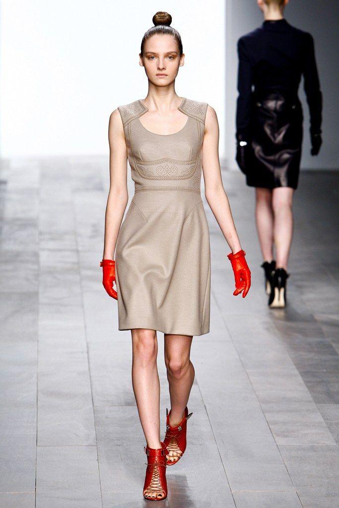 Marios Schwab Fall 2011 Ready-to-Wear Collection Photos - Vogue