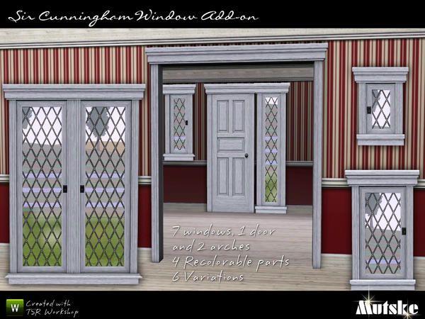 Sir Cunningham Window Add-on by Mutske