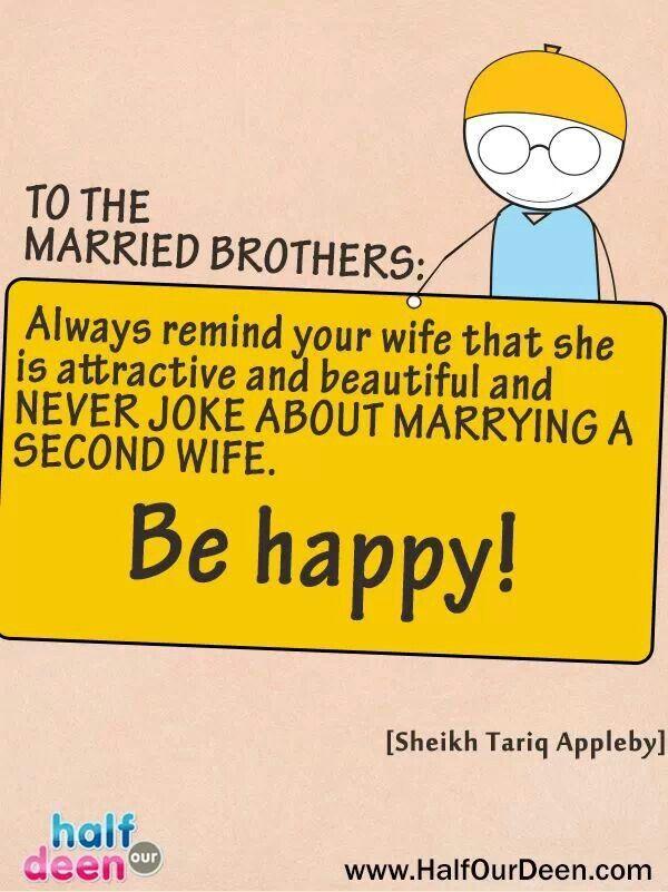 Jokes muslim marriage Halal jokes