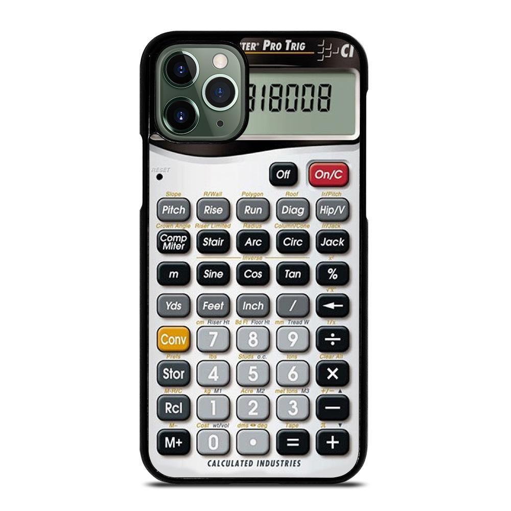 Calculator funny iphone 11 pro max case iphone 11