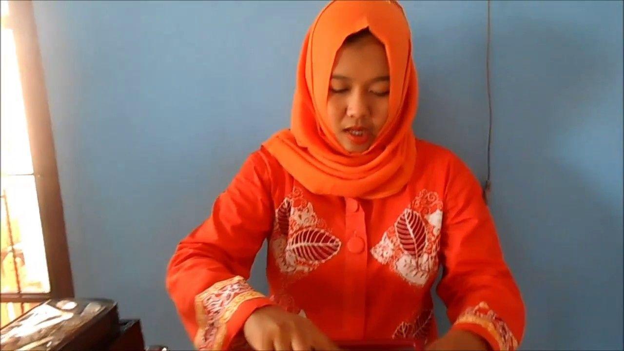 GT Ik 3 Hostnya Lucu Banget He He Di Belitung Belanja Batik