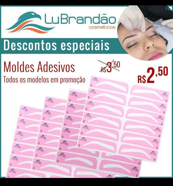2d6f57491c Conhece nossos moldes adesivos   Todos desenhados pela Lu Brandão. Faça  suas medidas tradicionais