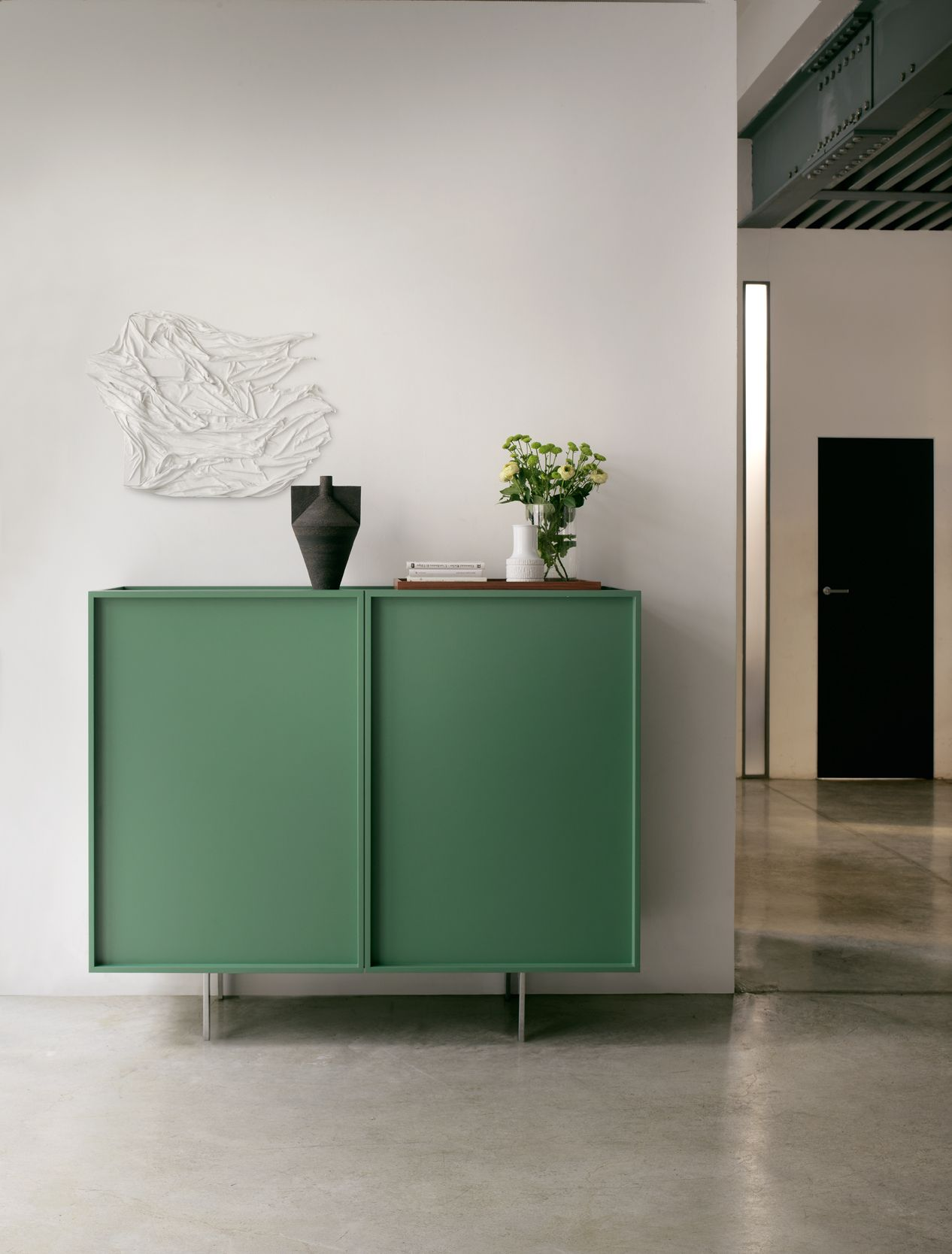 Lochness sideboard designed by piero lissoni for for Martinel mobili
