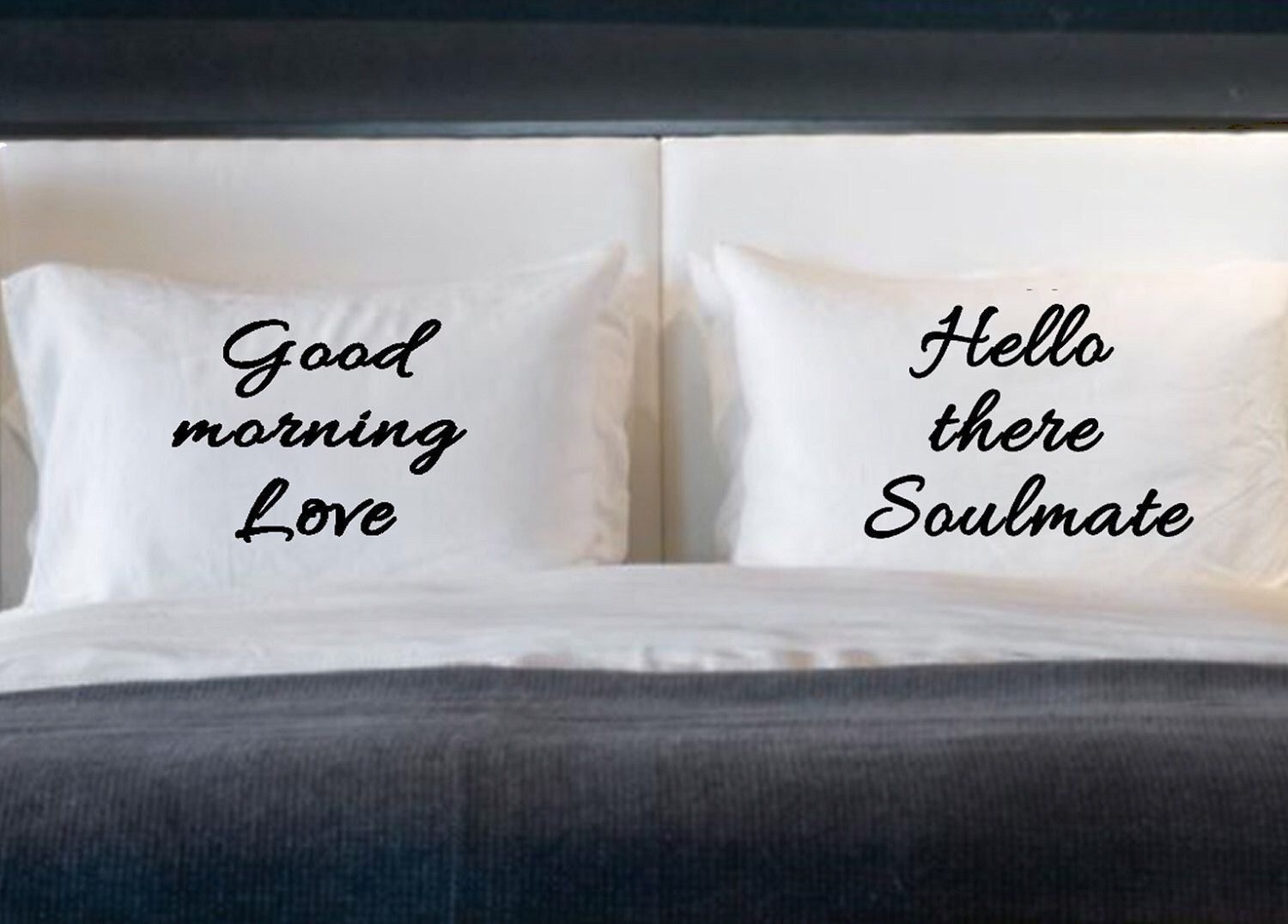 him beast his hotel cilected and for bedding pillow or cover hers white beauty cases her covers product home pillowcase black textile gifts decorative