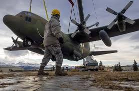 Resultado de imagen de hercules C-130 usaf camouflage
