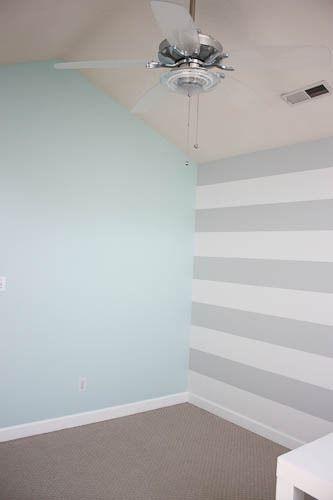 Nursery Sneak Peek Striped Nursery Nursery Paint Colors