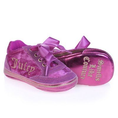Juicy Couture | Baby girl shoes