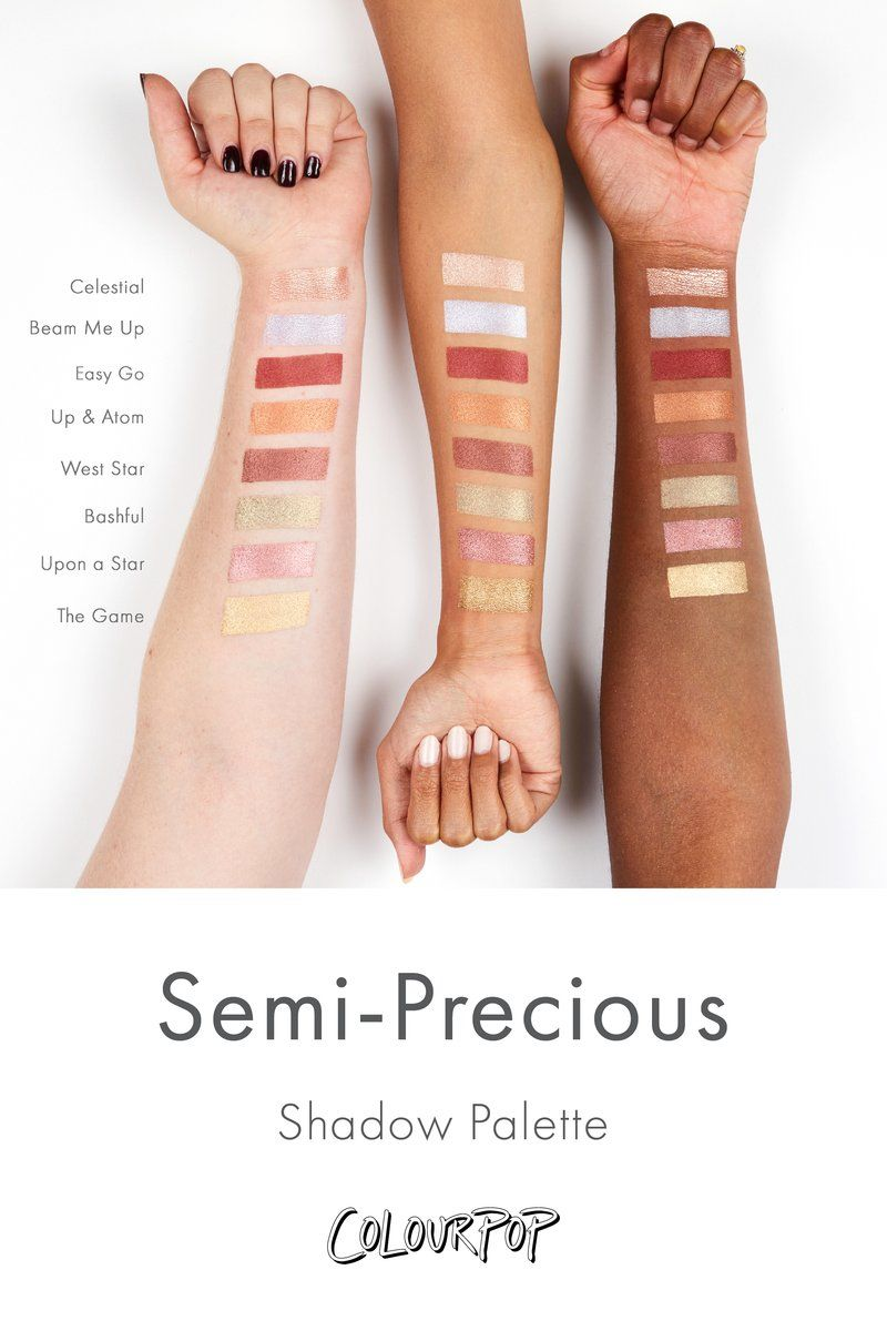 Semi Precious ColourPop | Other Wishes | Make up, Eyeshadow ...