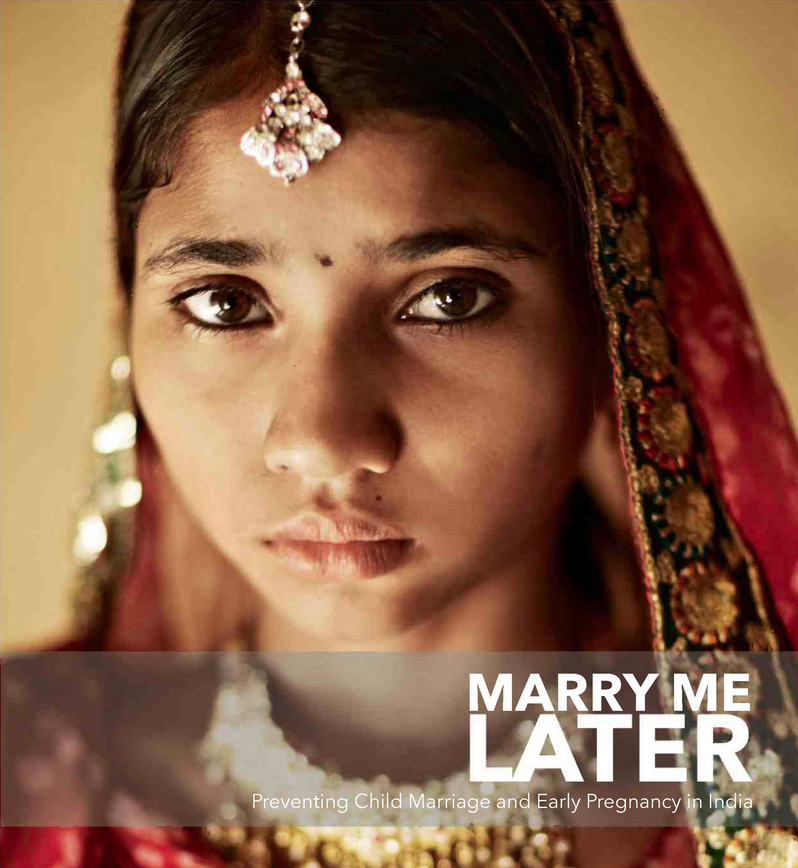 Forty-Seven Percent Of Girls In India Are Married Before -8640