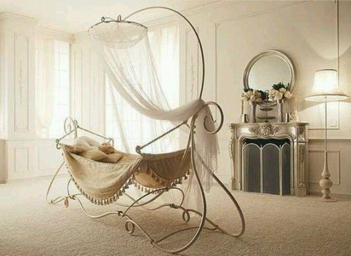 La cuna para mi bb :) <3   Mi casa<3 un sueño :)   Pinterest   Sueños