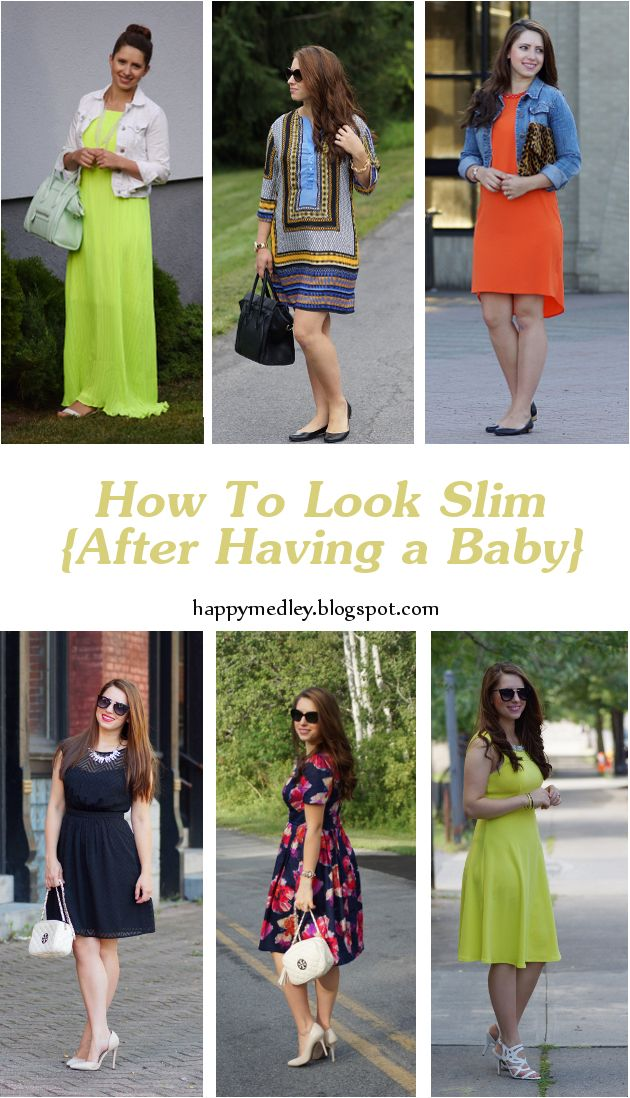 How To Look Slim After Having A Baby Happy Medley Dressy Skirts
