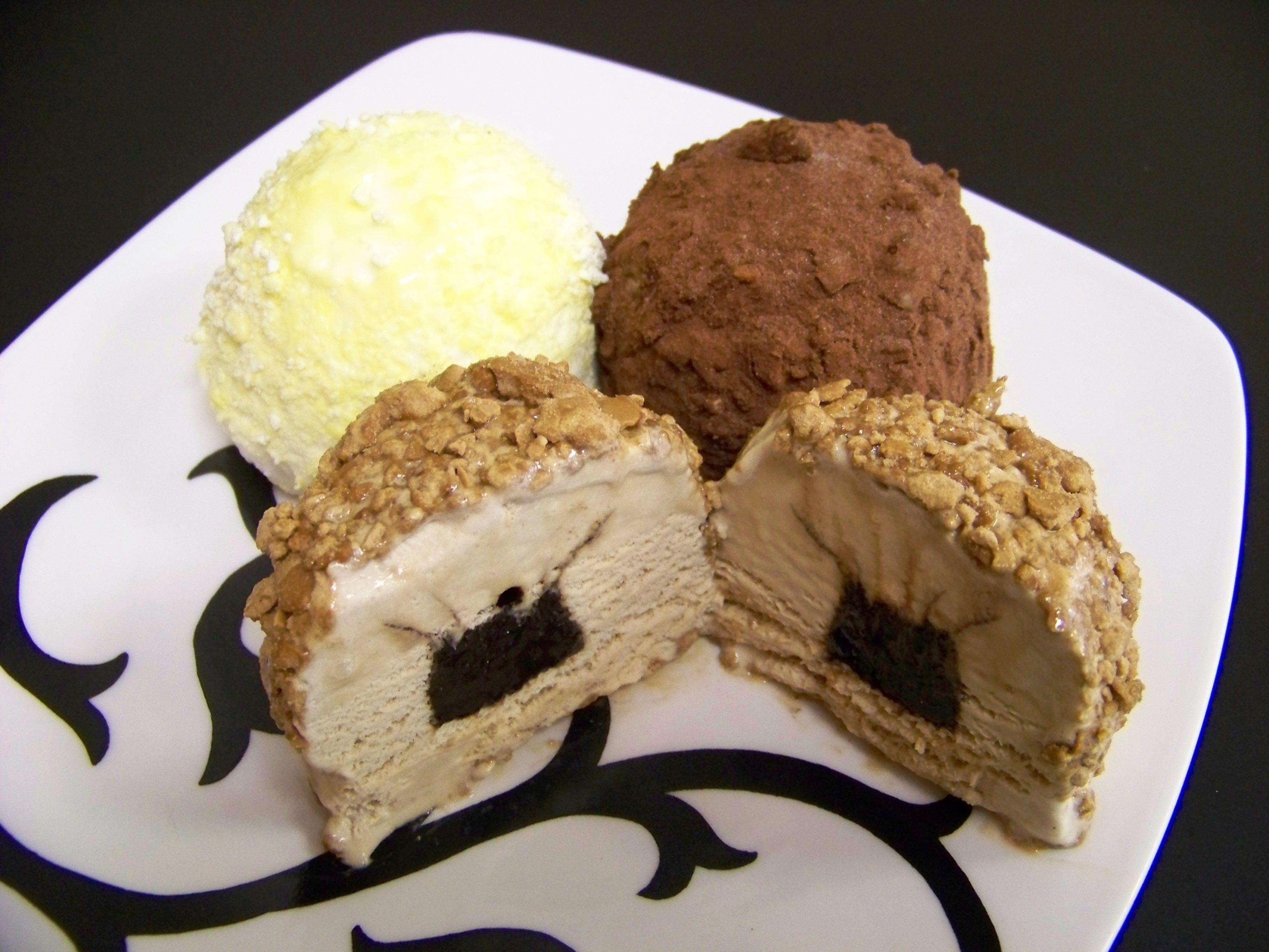 Italian Wedding Cake Gelato Recipe