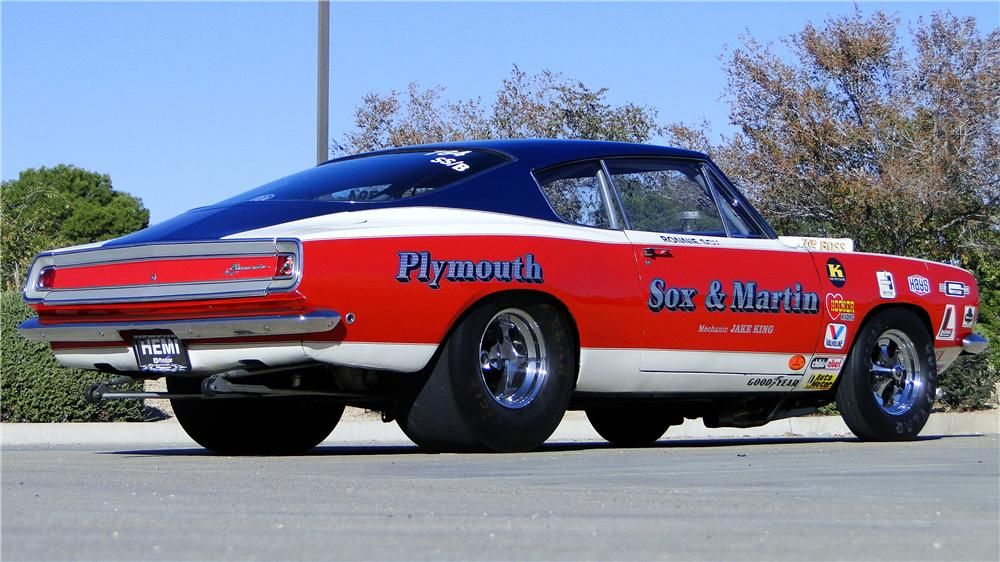 1968 PLYMOUTH BARRACUDA Maintenance/restoration of old/vintage ...