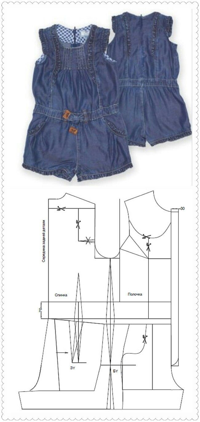 Jumpsuit Pattern | Pattern | Pinterest | Costura, Ropa and Patrones