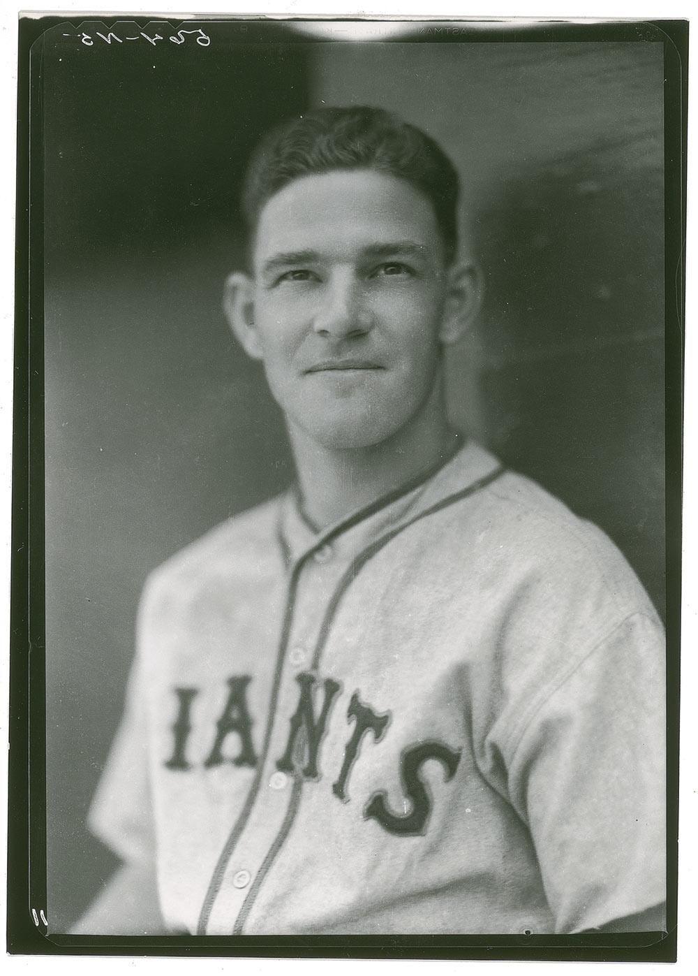Mel Ott New York Giants 1927 Giants Baseball Sf Giants Baseball Custom Baseball Jersey