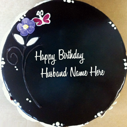 Birthday Cake For Husband Images, Pictures And Wallpapers