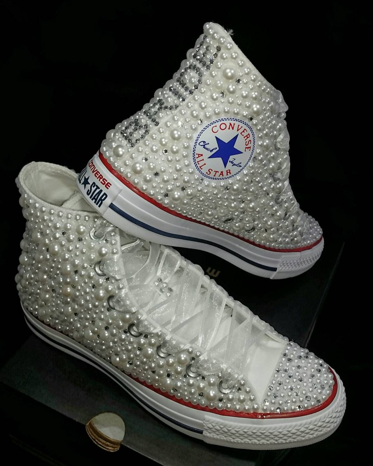 You searched for: wedding converse! Etsy is the home to thousands of handmade, vintage, and one-of-a-kind products and gifts related to your search. Wedding Converse, Wedding Chucks, Chuck Taylors, Custom Converse, Personalized Converse TweetNStitchy. 5 out of 5 stars () $ Favorite Add to See similar.