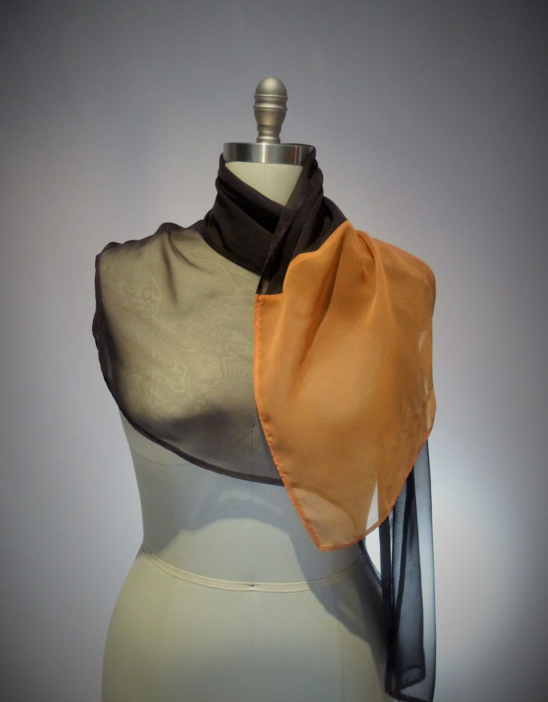 [rothko-inspired scarf]
