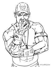 Resultado De Imagen Para Lucha Libre Para Colorear Jhon Cena Desenhos Para Colorir Pawer Rangers