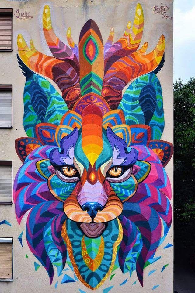 Guide du Street Art 2018