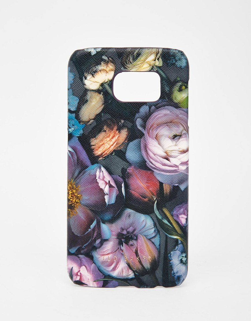 Ted Baker Shadow Flora Samsung Case