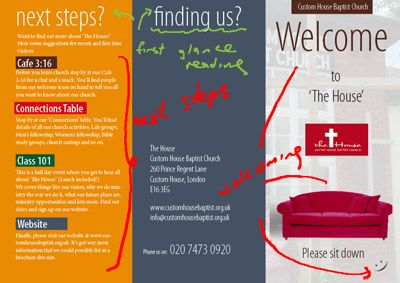 church brochure samples Google Search – Sample Marketing Brochure