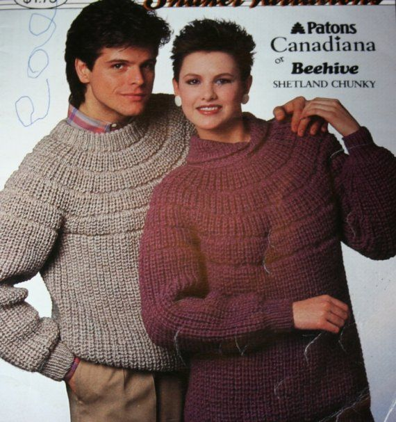 Sweater Knitting Patterns Shaker Variations Beehive by elanknits ...