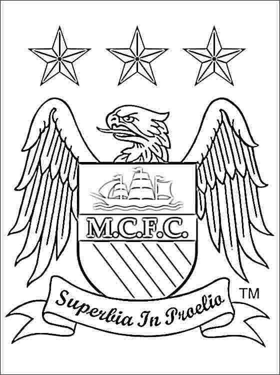 Manchester United Coloring Pages 9999 Printable Coloring